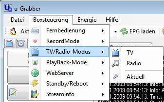 D-Box TV/Radio